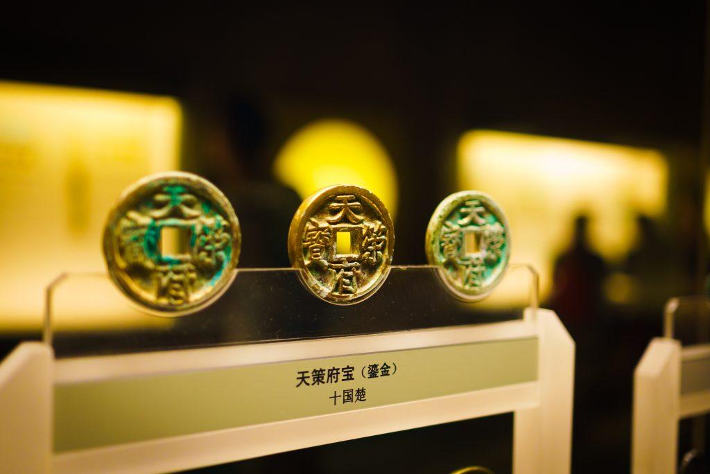 上海博物館内4