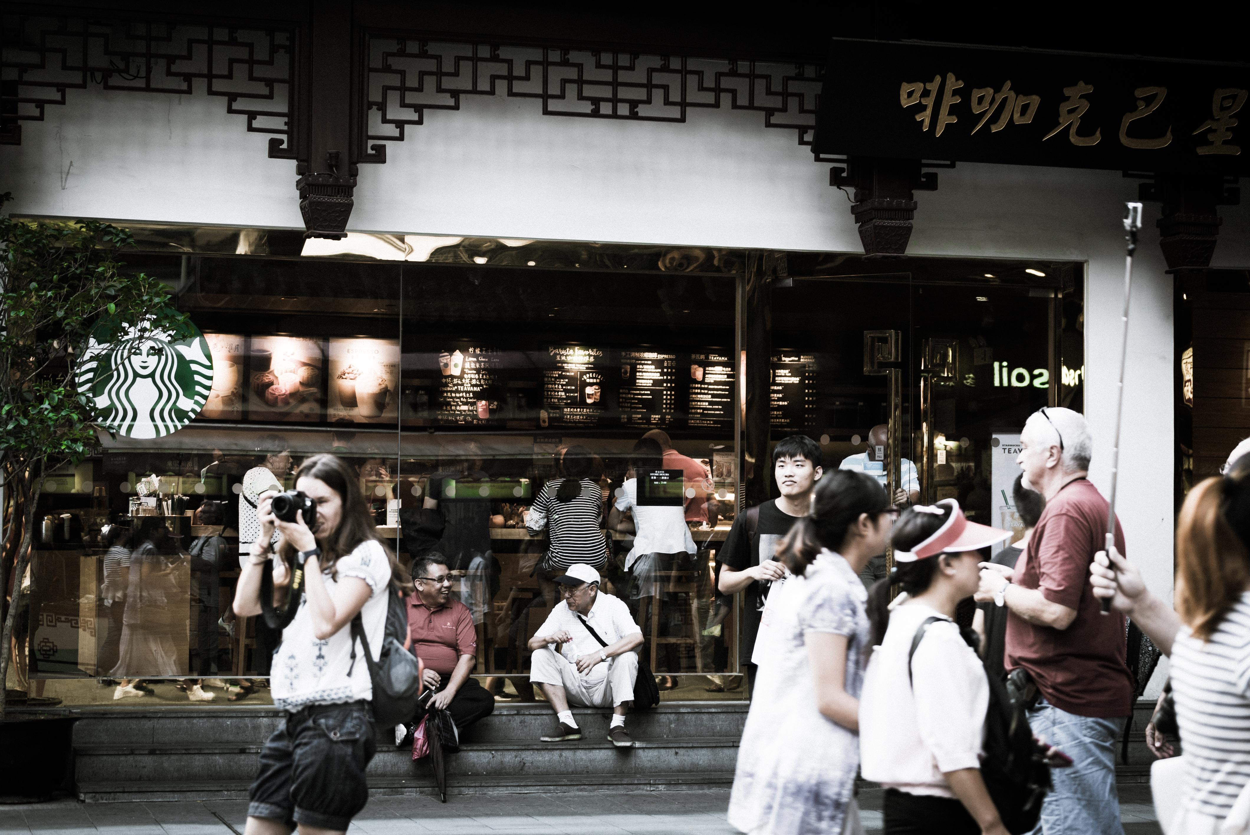 豫園商城の風景2