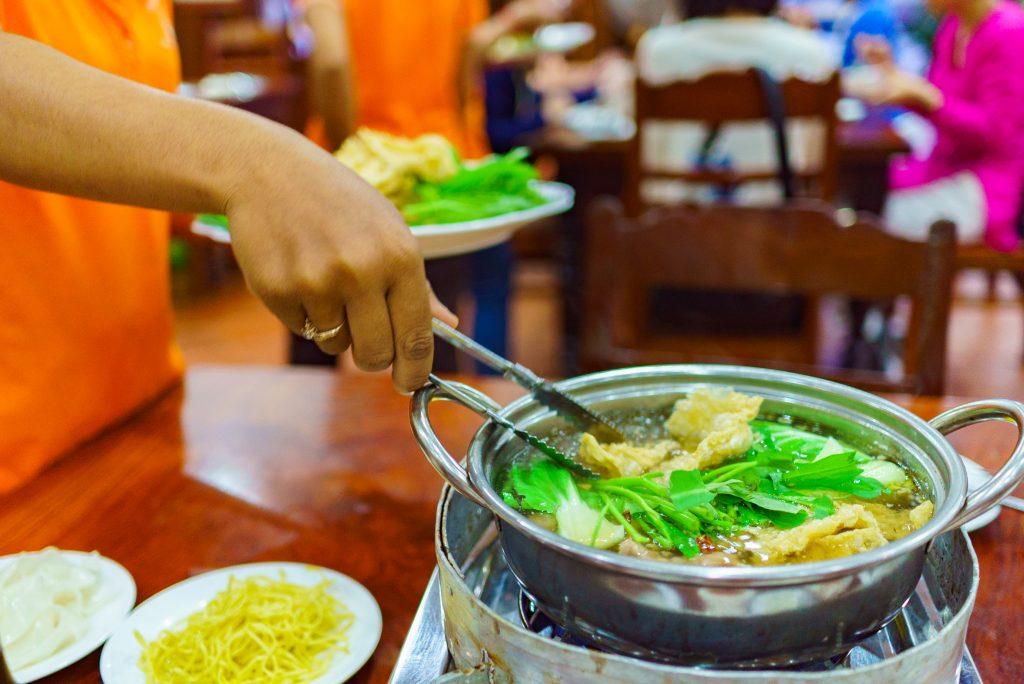 カンボジア鍋