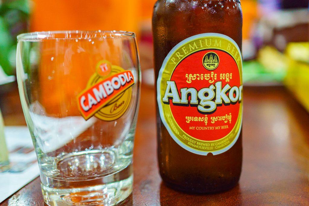 Angkorビール
